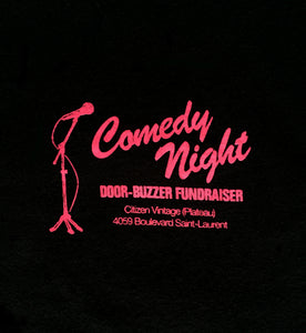 N10.AS 2019 Comedy Night Fundraiser T-Shirt