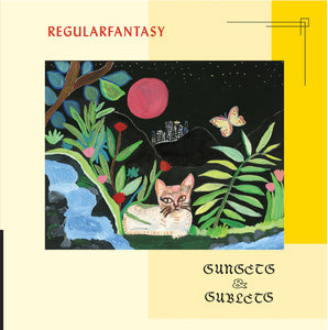 "Regularfantasy - ""Sunsets & Sublets"" Vinyl"