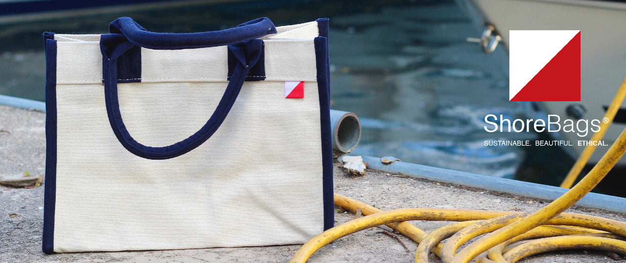 ShoreBags - Sustainable - Beautiful - Ethical