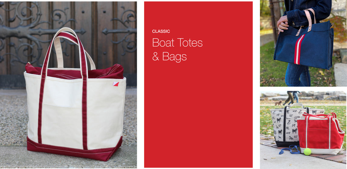 Boat Totes and styles Bags