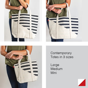 Mini Contemporary Boat Bag