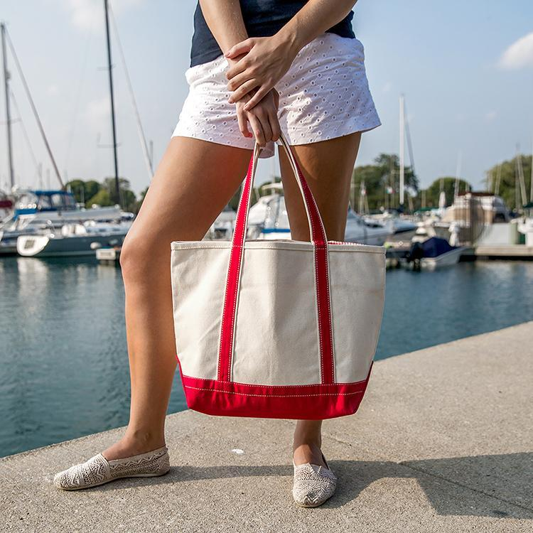 Medium Classic Boat - ShoreBags