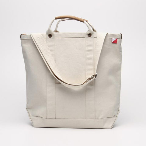 Large Grocery Tote - Outside Pockets