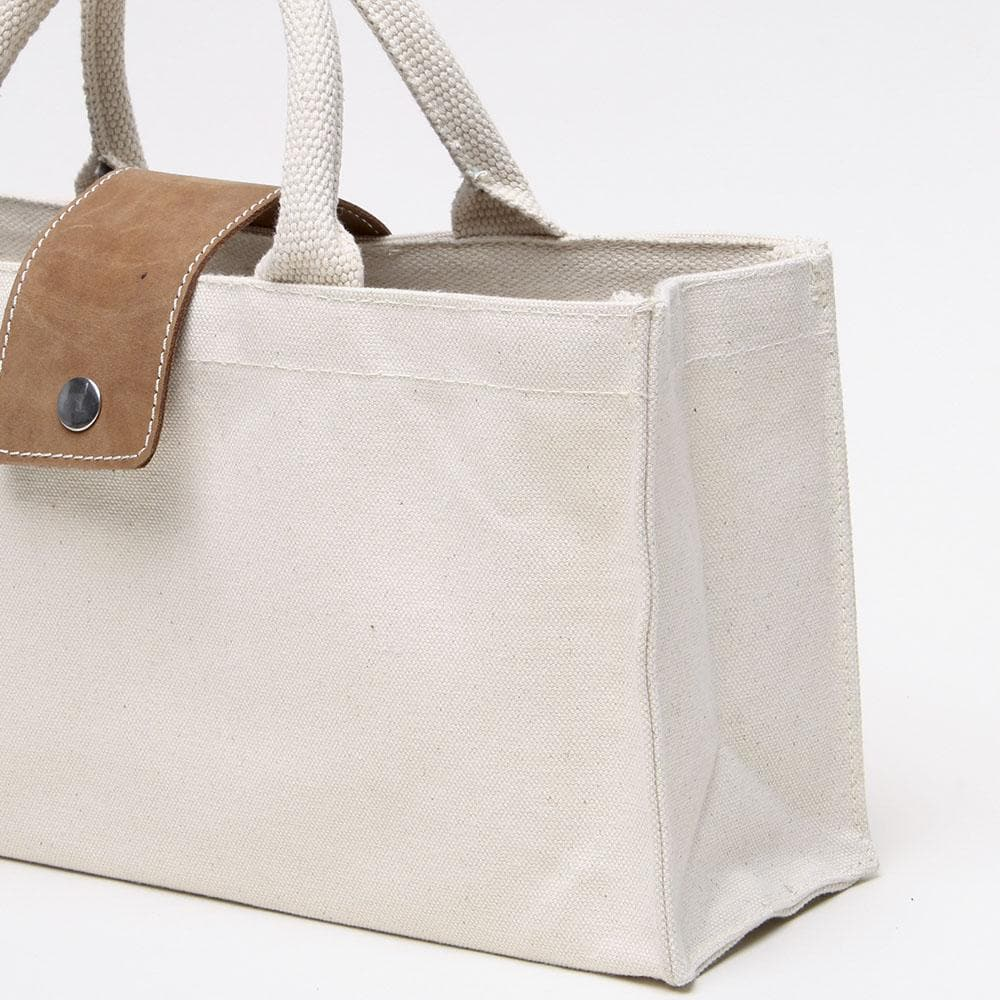 Horizontal Wine Tote - ShoreBags