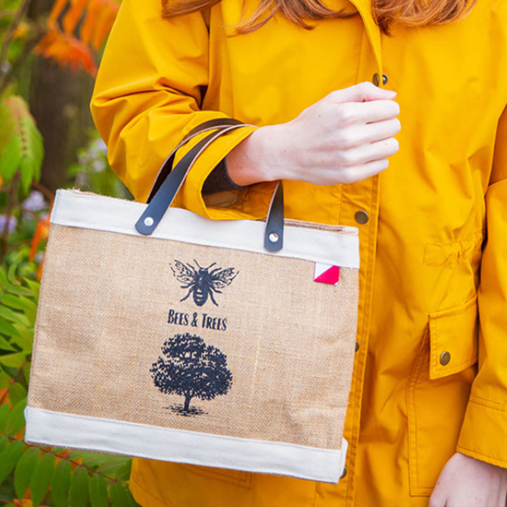 Bodega Tote Bees and Trees