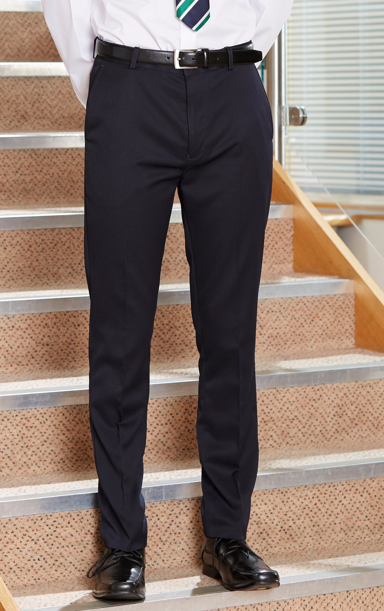 Boys Skinny BT Trousers - Swifts Uniforms