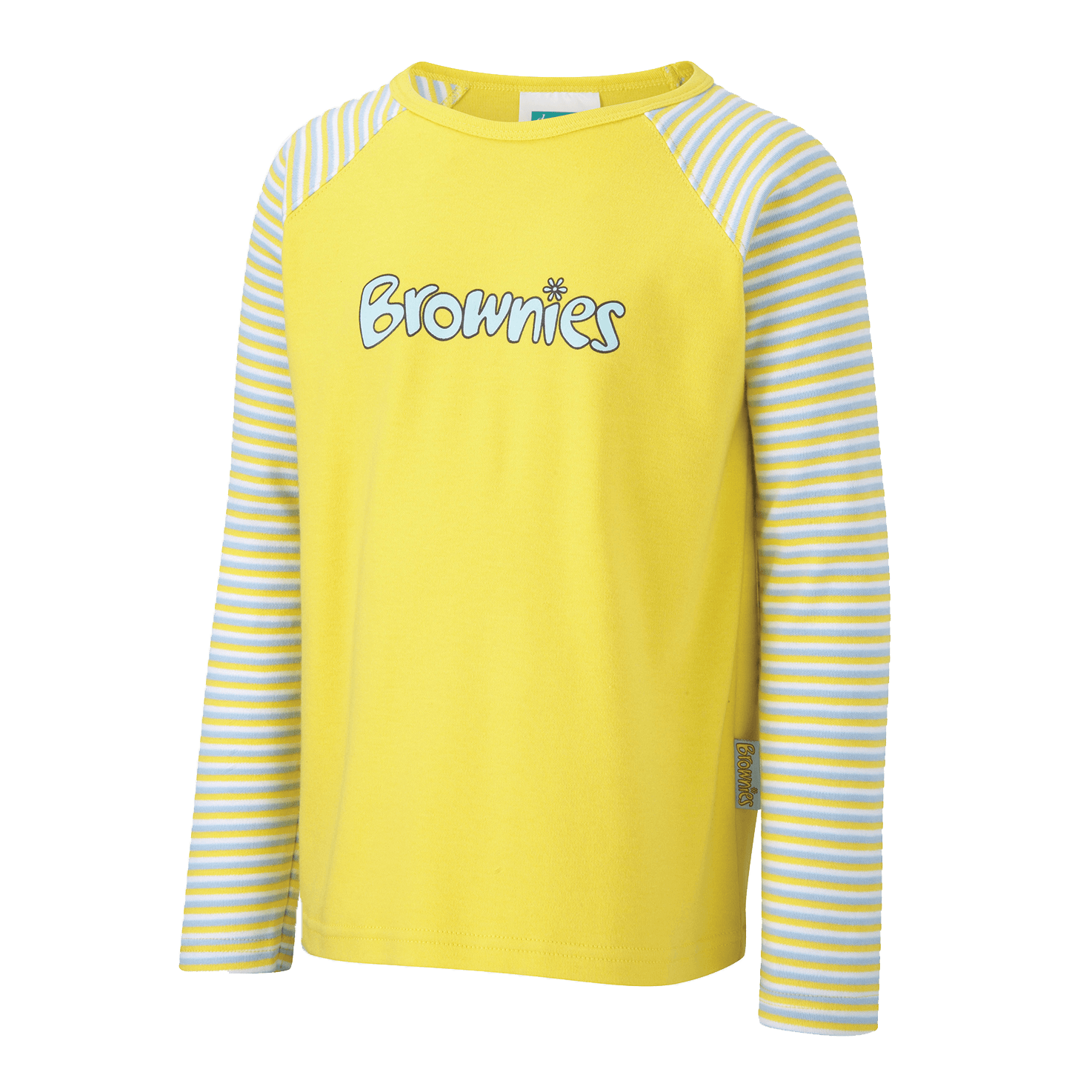 Brownie Long Sleeve T-shirt - Swifts Uniforms