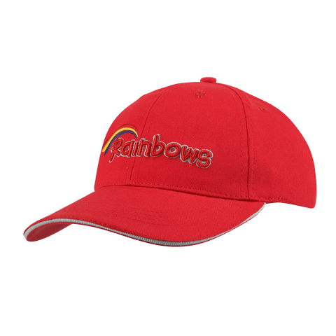 Rainbow Baseball Cap - Swifts Uniforms