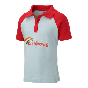 Rainbow Polo Shirt - Swifts Uniforms
