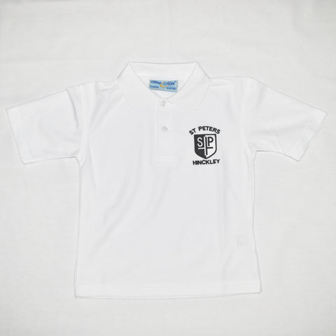 St Peters Polo Shirt (YR 1 +) - Swifts Uniforms