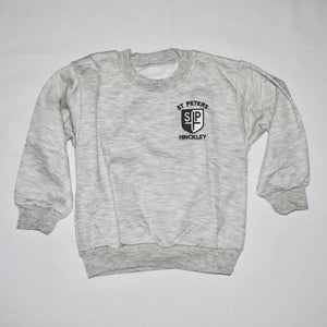 St Peter's Crew Neck Sweatshirt - Swifts Uniforms