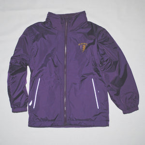 St Mary's Reversible Coat - Swifts Uniforms