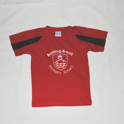 Battling Brook PE T Shirt - Swifts Uniforms