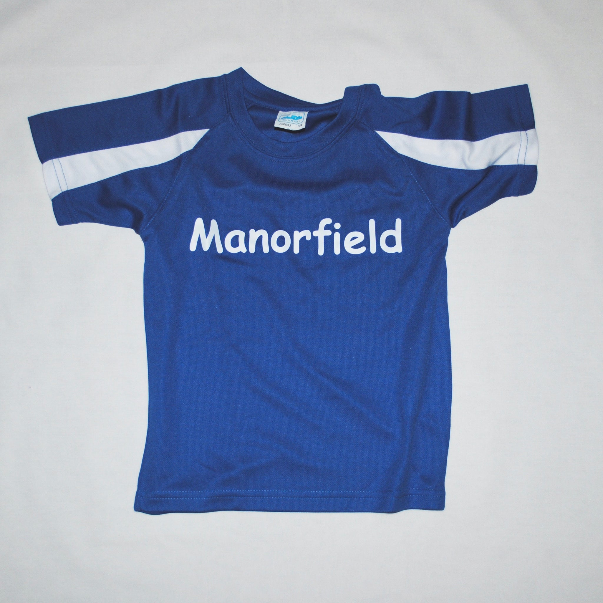 Manorfield PE T Shirt - Swifts Uniforms