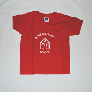 Burbage Infants PE T Shirt - Swifts Uniforms