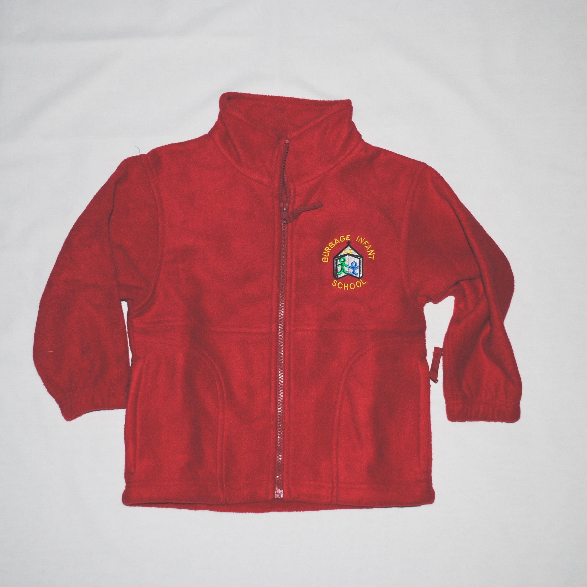 Burbage Infants Fleece - Swifts Uniforms