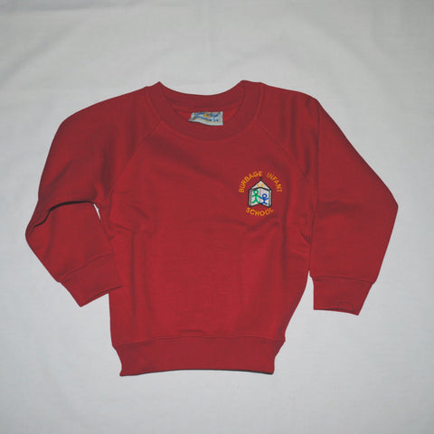 Burbage Infants Sweatshirt - Swifts Uniforms