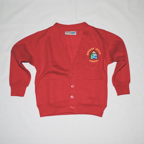 Burbage Infants Cardigan - Swifts Uniforms