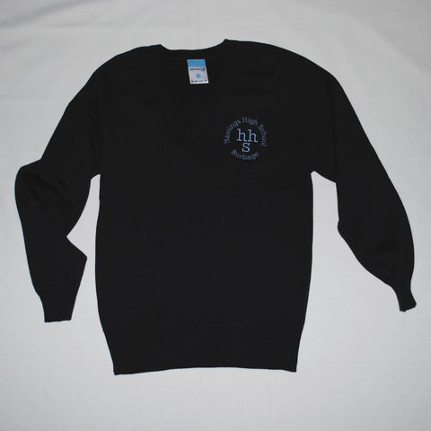 Hastings V Neck Jumper - Swifts Uniforms