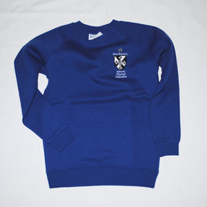 St Martin's Girls PE Sweatshirt - Swifts Uniforms
