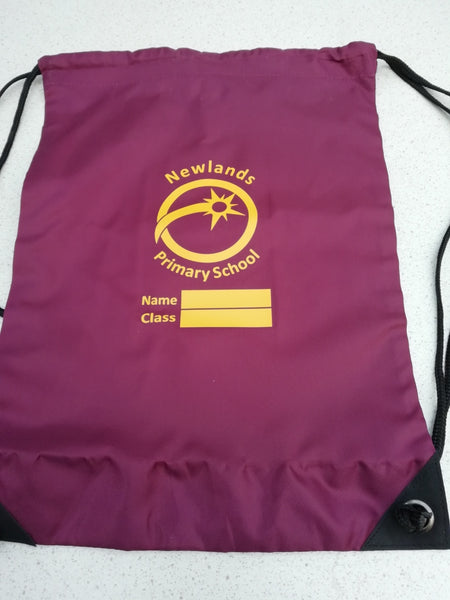 Newlands Gym Bag - Swifts Uniforms