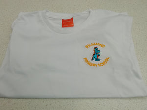 Richmond PE T-shirts - Swifts Uniforms