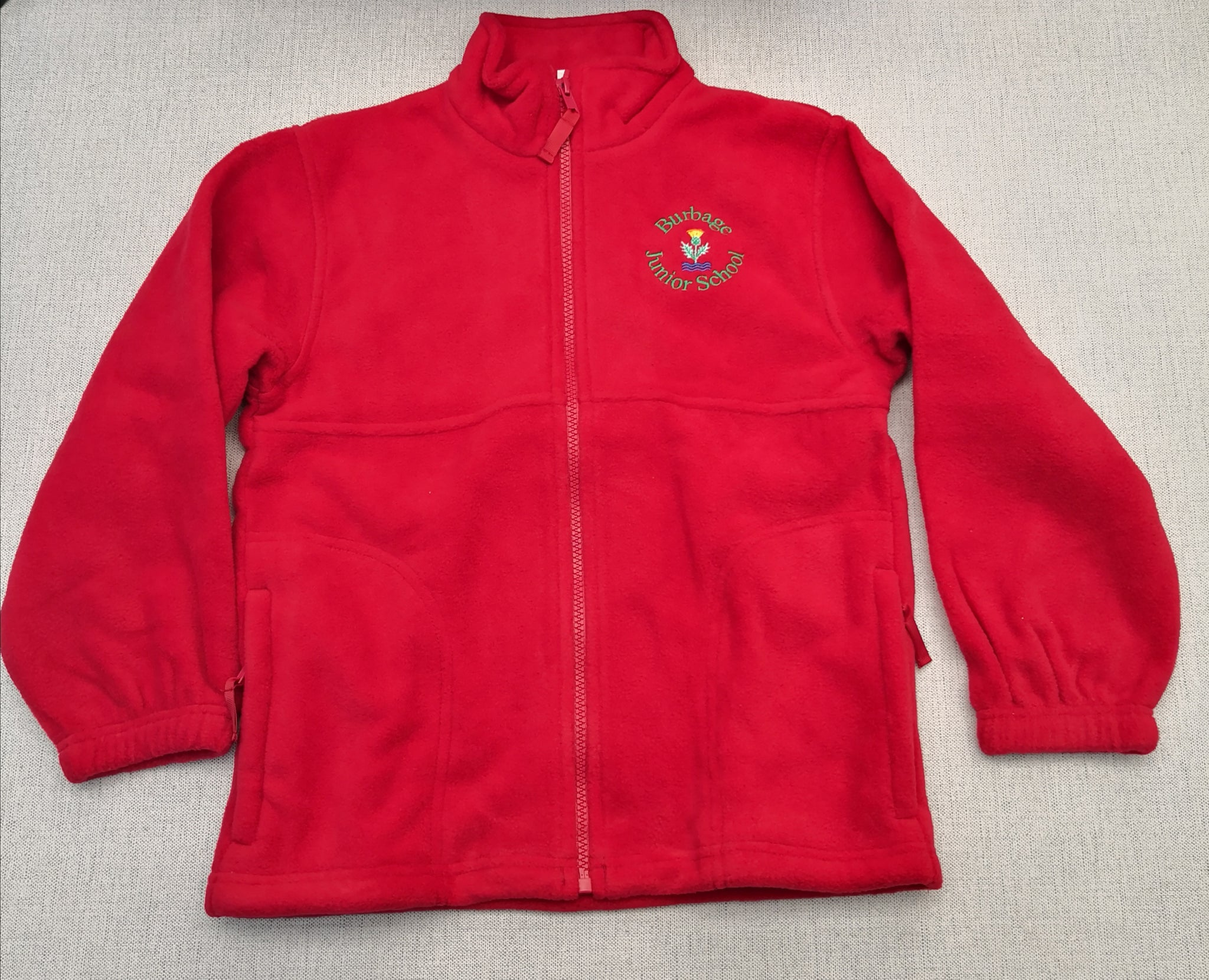 Burbage Junior Fleece - Swifts Uniforms