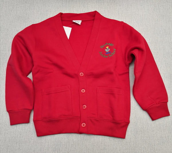 Burbage Junior Cardigan - Swifts Uniforms