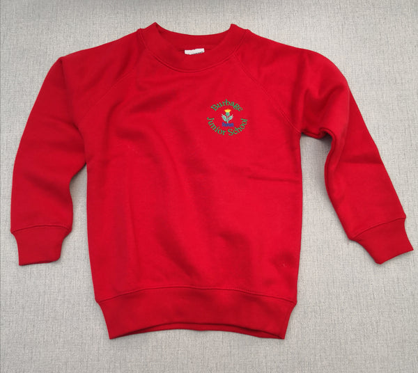 Burbage Junior Sweatshirts - Swifts Uniforms