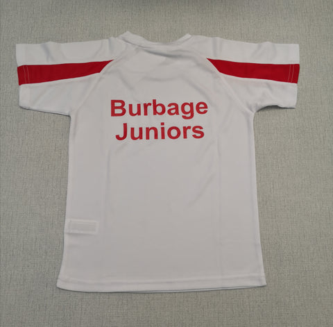 Burbage Junior PE T-Shirt - Swifts Uniforms