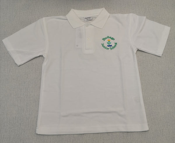 Burbage Junior  Polo - Swifts Uniforms