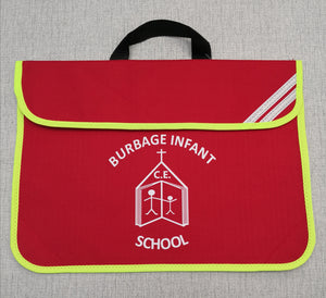 Burbage Infants Book Bag - Swifts Uniforms