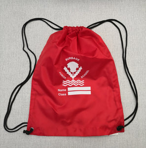 Burbage Junior Gym Bag - Swifts Uniforms