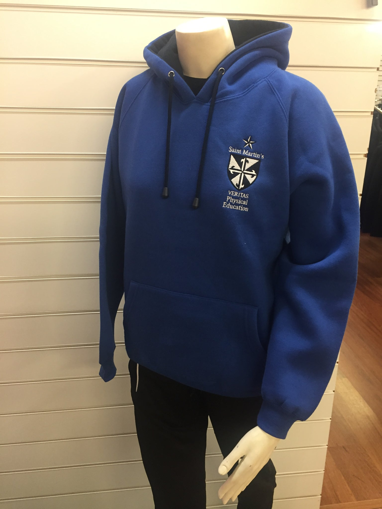 St Martin's Hoodie - Swifts Uniforms
