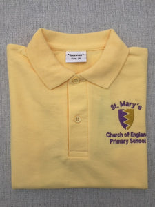 St Mary's Polo (Lemon)