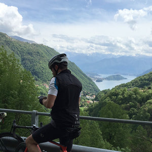 Vista Lago da Pigra - lakecomocycling.com