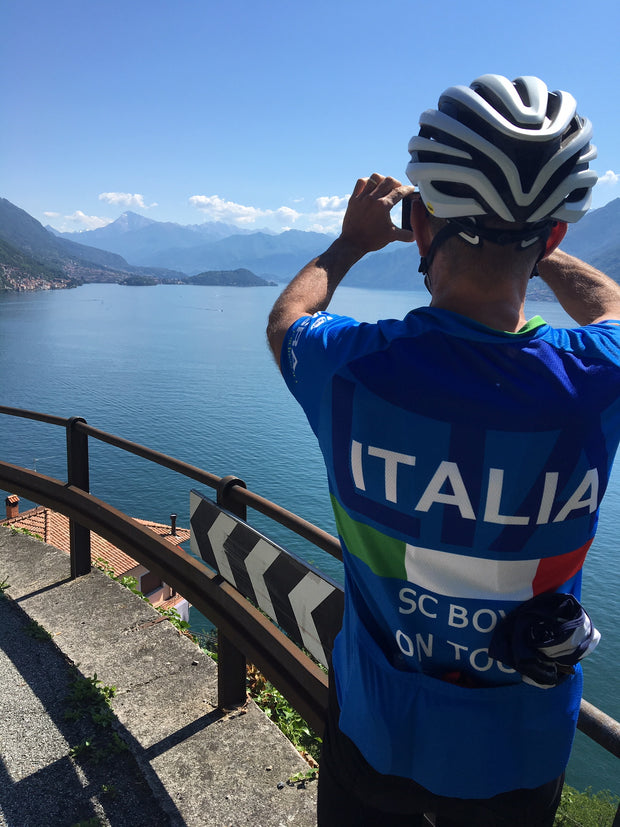 The Border Run (Italy - Switzerland) - lakecomocycling.com
