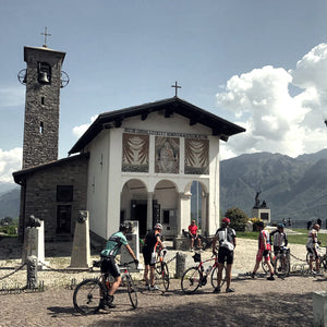 La Madonna del Ghisallo - lakecomocycling.com
