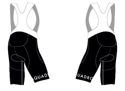 "Lake Como Cycling ""Classic"" Bib-Shorts - lakecomocycling.com"