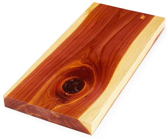 Aromatic Red Cedar Board @<br>1/4