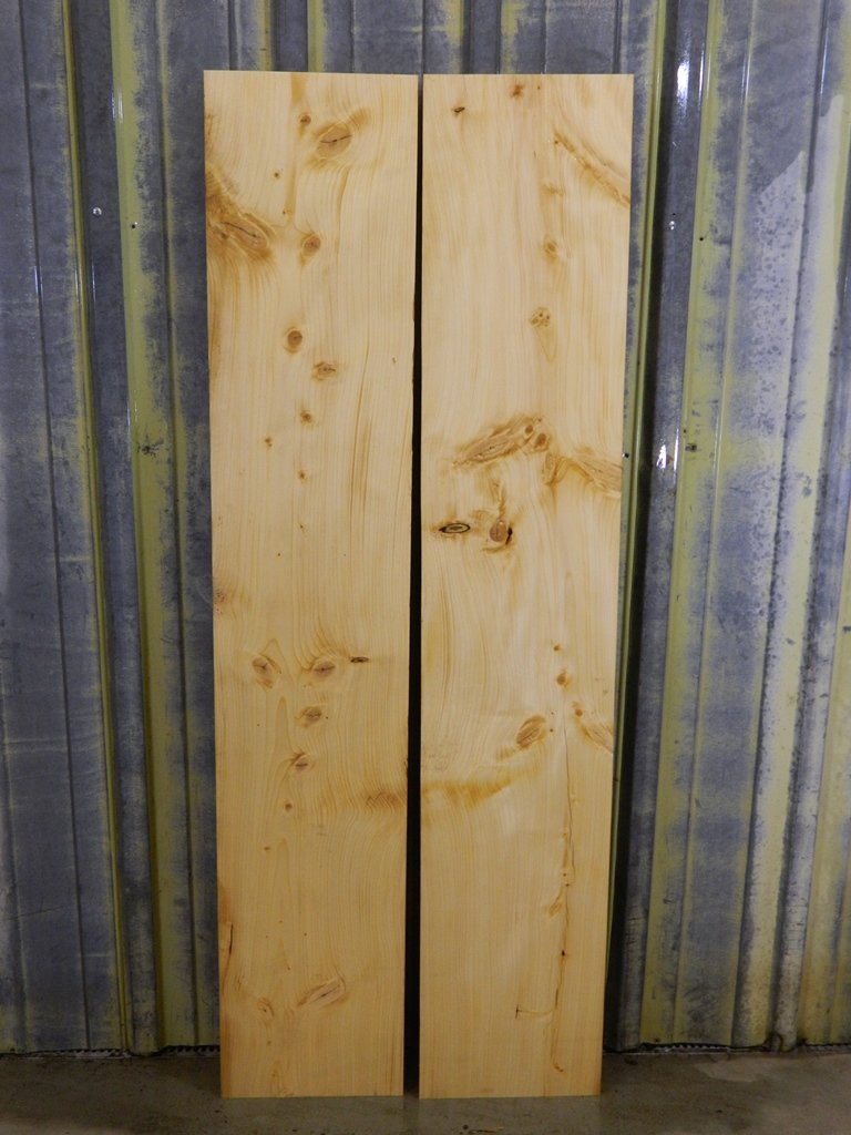 Knotty Pine Board Measuring<br>3/8