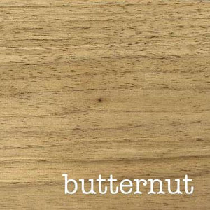 "Butternut Board @<br>1/4"" x 3"" x 36"""