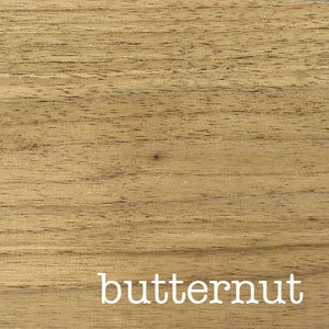 "2 Pack of Butternut Boards @<br>1/4"" x 3"" x 12"" - Ships Free"