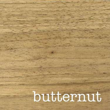 Butternut Board Measuring<br>1/4