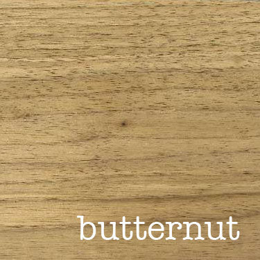 2 Butternut Boards<br>1/4