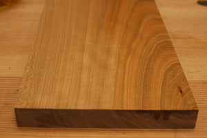 "4"" Thick Cherry Square Laminated Plank @<br>4"" x 4"" x 36"""