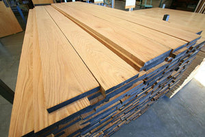 "Red Oak Board @<br>3/4"" x 11"" x 48"""