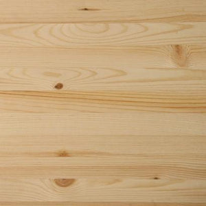 "Knotty Pine Board Measuring<br>3/8"" x 7"" x 24"""