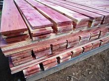 "Aromatic Red Cedar Board @<br>3/4"" x 2"" x 12"""