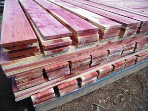 "Aromatic Red Cedar Board @<br>3/4"" x 3"" x 16"""